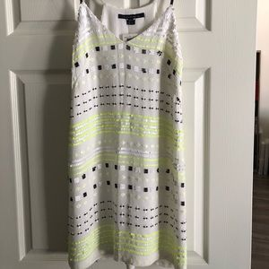 French Connection sequin sun dress